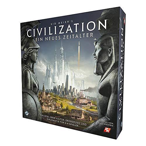 Asmodee Civilization: Ein neues Zeitalter, Kennerspiel, Stratgiespiel, Deutsch