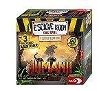 Noris 606101837 - Escape Room Jumanji (Family Edition) - Familien und Gesellschaftsspiel für...