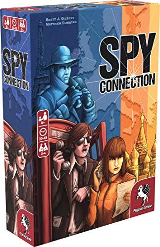 Pegasus Spiele 51224G - Spy Connection