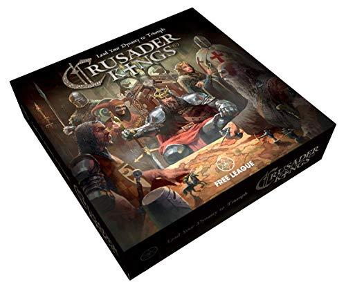 Crusader Kings: The Boardgame