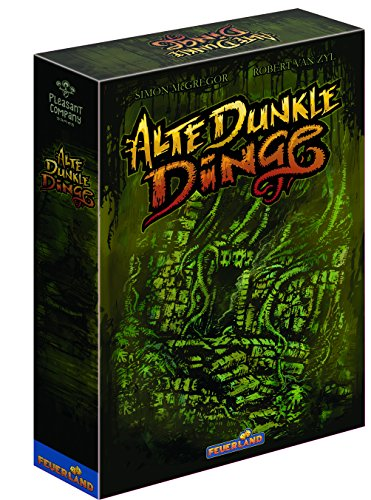 Alte Dunkle Dinge - Review