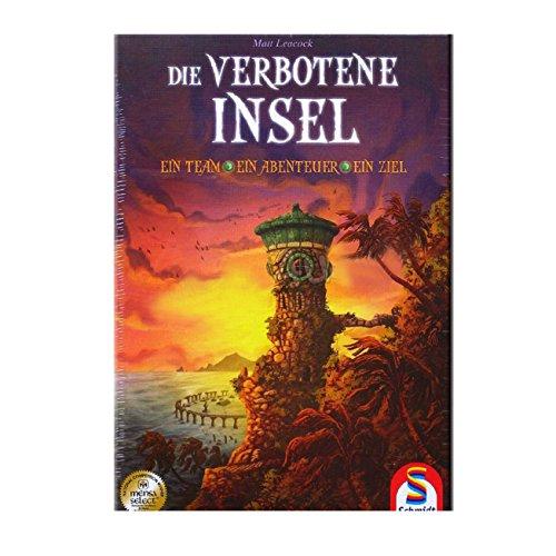 Die verbotene Insel - Review