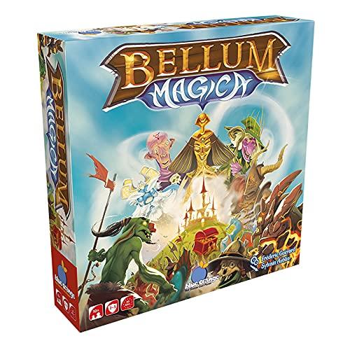 Blue Orange BLOD0082 Asmodee Bellum Magica, Kennerspiel, Strategiespiel, Deutsch