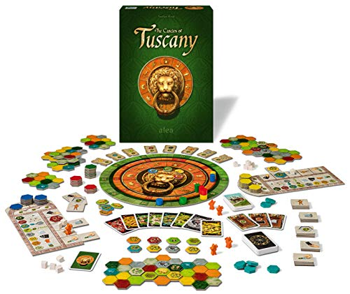 The Castles of Tuscany - Brettspiel Review