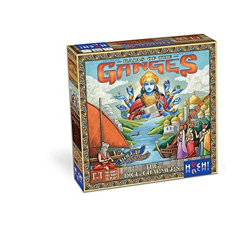 Rajas of the Ganges: The Dice Charmers - Spiel des Monats April