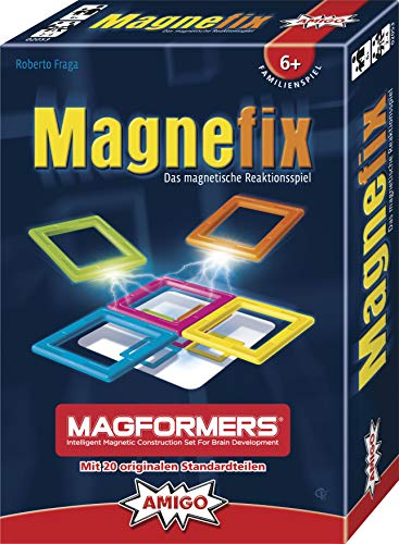 Magnefix, AMIGO, 2020 — front cover (image provided by the publisher)