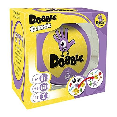 Asmodee Dobble, Familienspiel, Reaktionsspiel, Deutsch