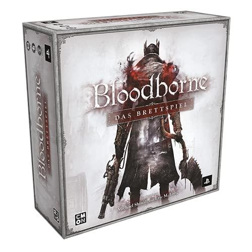 CMON CMND0121 Asmodee Bloodborne: Das Brettspiel, Expertenspiel, Dungeon Crawler, Deutsch