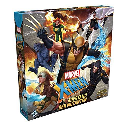 Asmodee X-Men Aufstand der Mutanten, Grundspiel, Kennerspiel, Strategiespiel, Deutsch