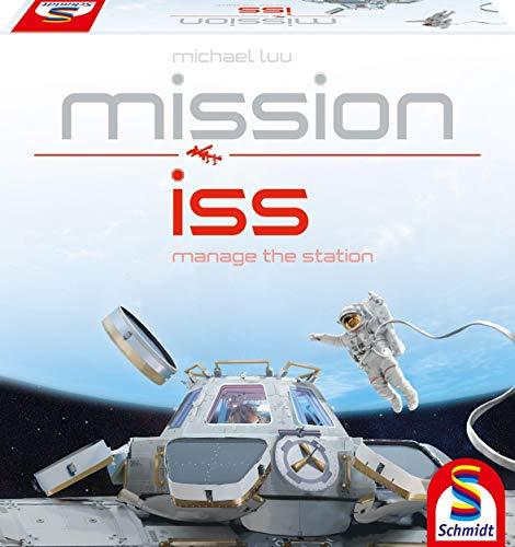 Schmidt Spiele 49393 Mission ISS, Strategiespiel, Bunt