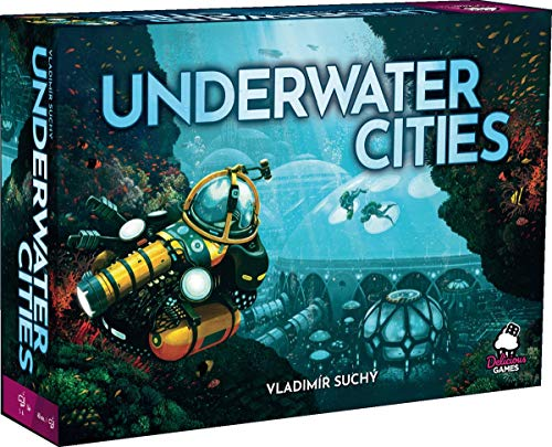 Delicious Games Underwater Cities (Deutsch)