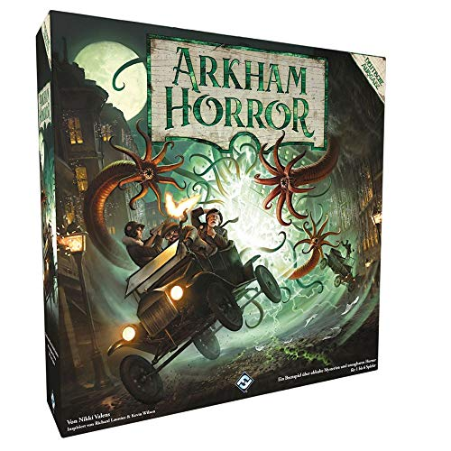 Arkham Horror (3. Edition)