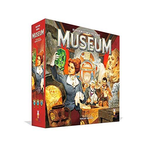 Top 50 Brettspiele - Museum