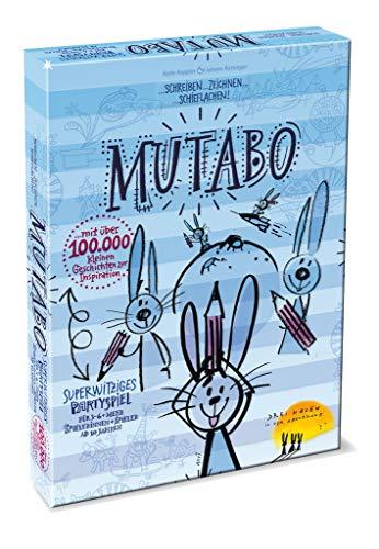 Top 10 Partyspiele - Mutabo