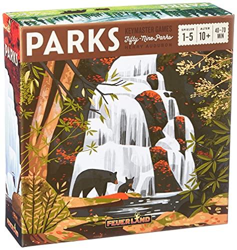 Parks - Spiel des Monats September 2020