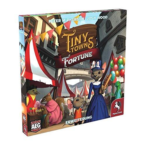 Pegasus Spiele 51227G - Tiny Towns: Fortune (Erweiterung)