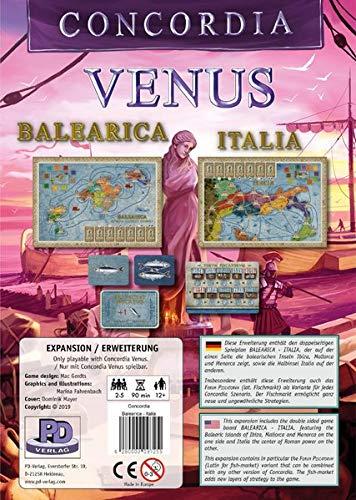 Unbekannt Balearica / Italia: Erweiterung für Concordia