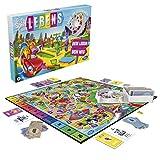 Hasbro F0800100 Das Spiel des Lebens, Brettspiel für die ganze Familie für 2 – 4 Spieler, für...