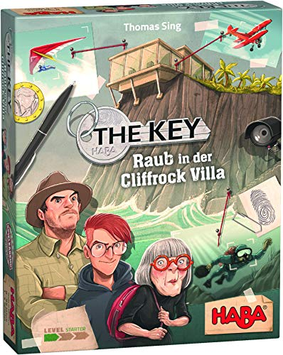 The Key: Raub in der Cliffrock-Villa