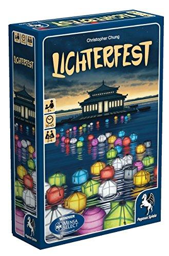 Lichterfest - Familienspiele