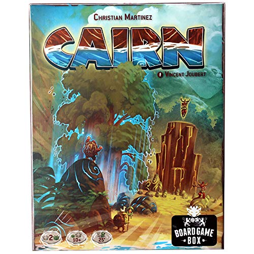 Board Game Box Cairn (deutsch)