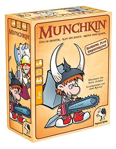 Munchkin - Spielefamilie Überblick und Tipps