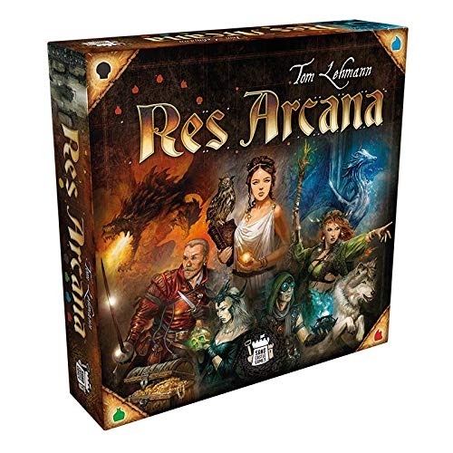 Res Arcana - Review