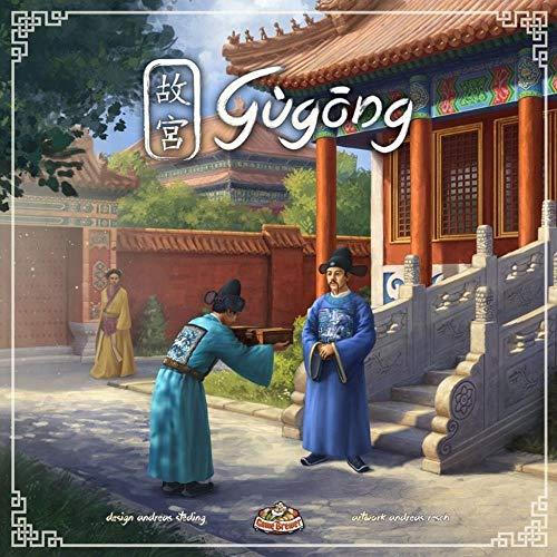 Top 50 Brettspiele - Gùgōng