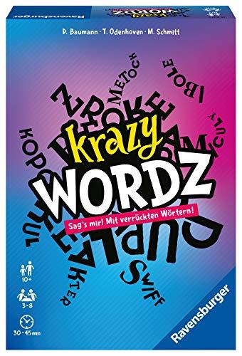 Top 10 Partyspiele - Krazy Wordz