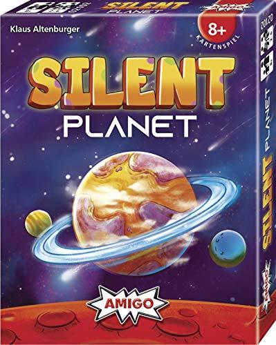 AMIGO Spiel + Freizeit 02102 Silent Planet Kartenspiel