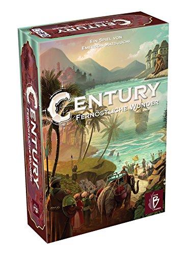 Pegasus Spiele 54902G - Century 2 - Fernöstliche Wunder (PlanB Games)