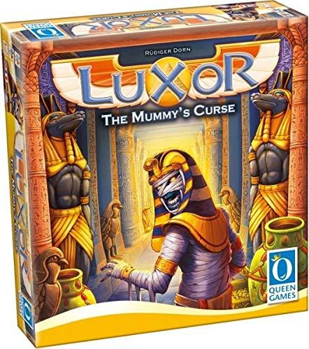 Queen Games Luxor Erweiterung The Mummy's Curse