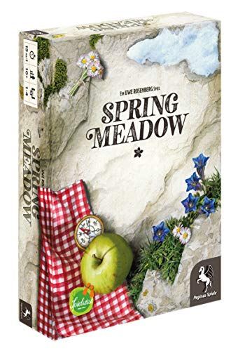 Pegasus Spiele 59030G - Spring Meadow (Edition Spielwiese)
