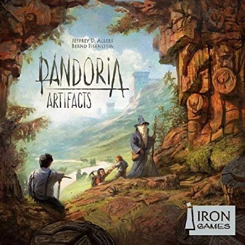 PANDORIA - ARTIFACTS