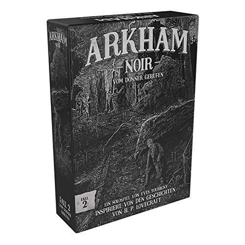 Arkham Noir - Fall 2: Vom Donner gerufen