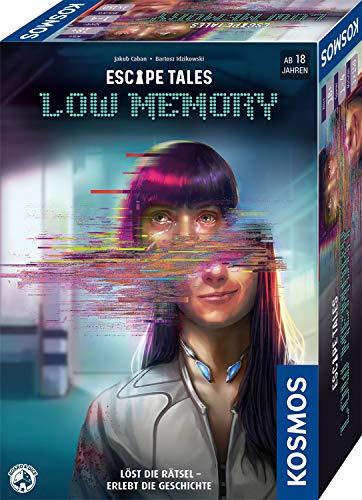 Kosmos 695156 Escape Tales - Low Memory, Löst die Rätsel. Erlebt die Geschichte,...