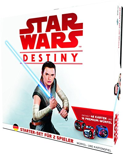 Fantasy Flight Games FFGD3205 Star Wars: Destiny-Starter-Set für 2 Spieler