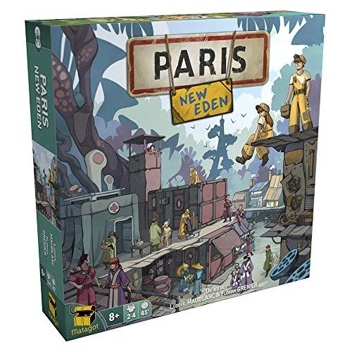 Matagot SPAR1 - Paris: New Eden