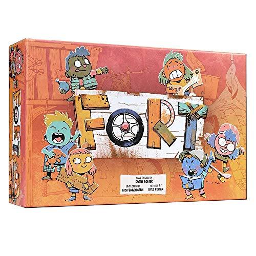 Leder Games - Fort - Card Game - English Version