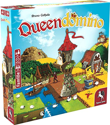 Queendomino - Review