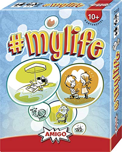 #MyLife, AMIGO, 2019 — front cover (image provided by the publisher)