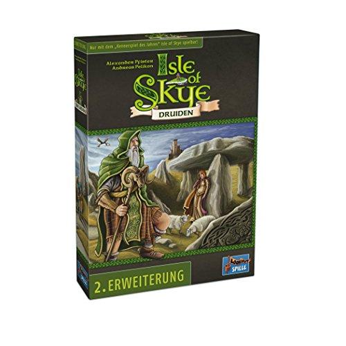 Lookout Games 22160104 Isle of Skye - Druiden (2. Erweiterung), Grün