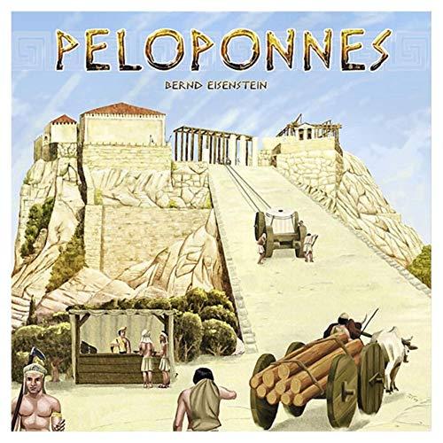 Peloponnes (3. Auflage)