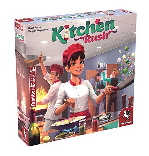 Pegasus Spiele 51223G - Kitchen Rush