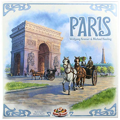 Game Brewer 49184 - Paris