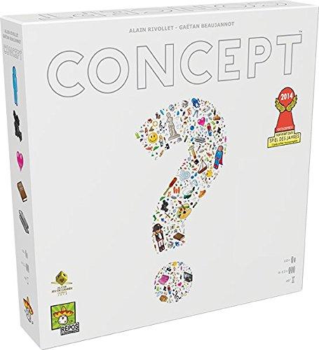 Concept - Familienspiele