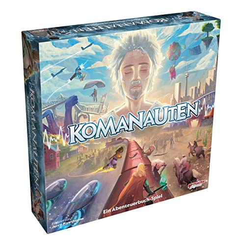 Komanauten - Comanauts, Plaid Hat Games, 2018 — front cover