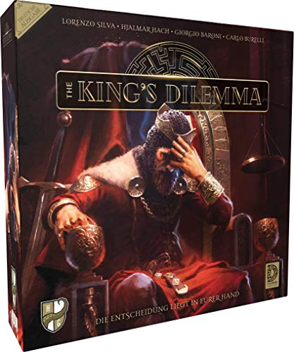 Heidelberger Spieleverlag HR001 Horrible Guild - The King´s Dilemma