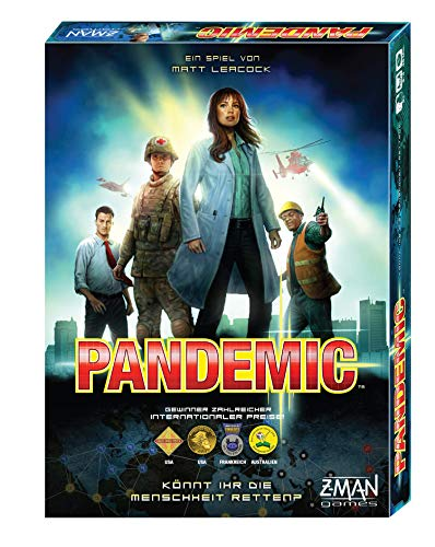 Pandemic - Set-Collection