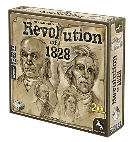 Frosted Games 57309G - Revolution of 1828 (Frosted Games)